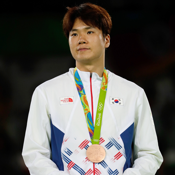 태권 5남매 전원 메달의 마침표, 동메달 차동민