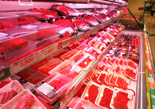 E-mart in Daegu seeks to downplay rumors of selling US beef