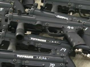 '탕' 쏘면 무엇이든 뚫려…미 훈련용 총기 밀반입