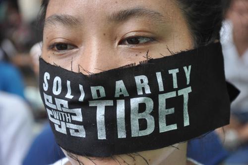[월드리포트] 티베트인 분신, 세상의 외면에 따른 절망…중국몽(夢)을 위해 관련 이미지