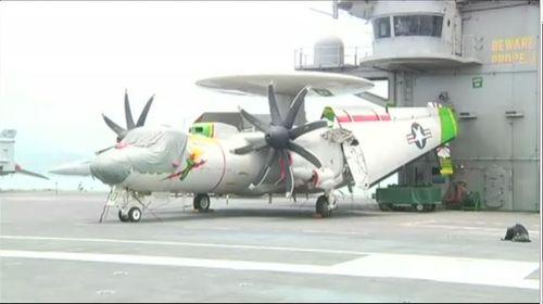 E-2C 조기경보기
