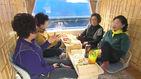 온돌 마루에 족욕 즐기며 '힐링'…이색 기차여행