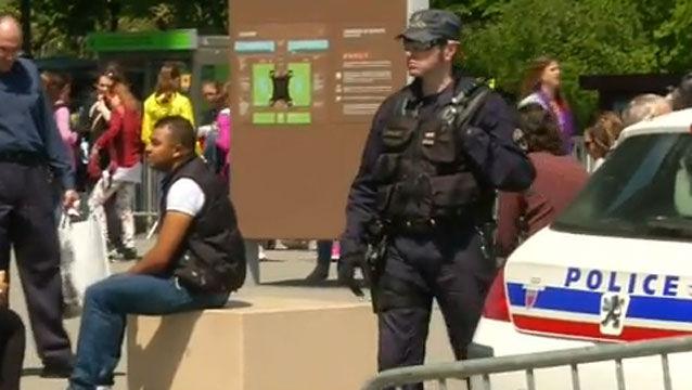 프랑스 경찰