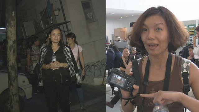 고베 '사람과 방재 미래센터'를 찾은 관광객들 / SNS를 통해 입소문이 퍼지는 듯 -日 NTV 자료