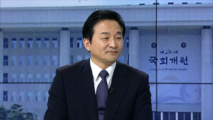 """기사 대표 이미지:원희룡 """"반기문·문재인과도 대연정 팀워크 가능"""""""