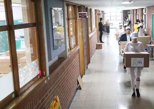 썸네일:임시 이전되는 단원고 기억교실