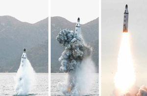 北, 'SLBM 완성' 선언…'핵잠' 논의 시작해야