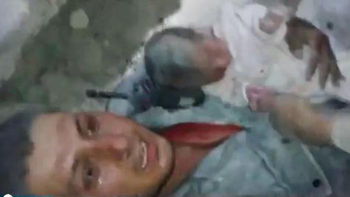 16시간 사투 끝에 아기 구한 영웅…씁쓸 죽음