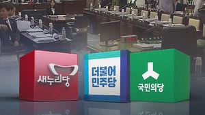 '김재수 해임안' 후폭풍…텅빈 여당석에 '반쪽 국감'