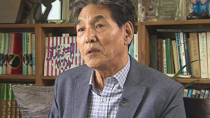 """""""박범신이 성추행"""" 파문…사과문 올렸다 삭제"""