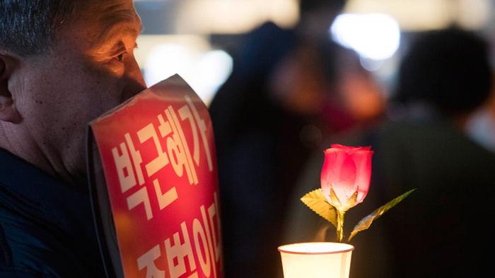 세월호 1000일 앞두고 촛불집회