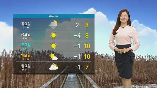 메인이미지:[날씨] 삼월 첫날, 전국 비 소식…강원 산간 최고 10cm 눈