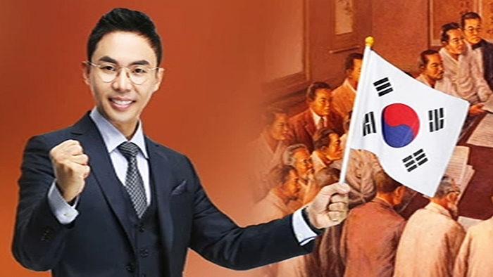 한국사 스타강사인 설민석 씨는 인문학의 대중화에 기여했다는 평가를 받는다.