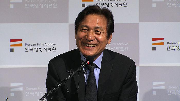 데뷔 60주년 기념 기자회견