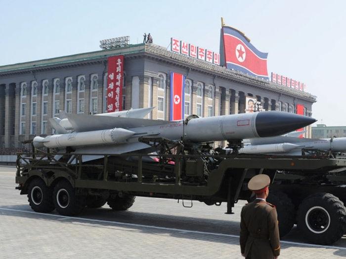 북한의 지대공 미사일 SA-5
