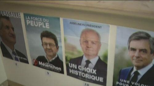 메인이미지:프랑스 대선 1차 투표…테러 위협 속 치러진다