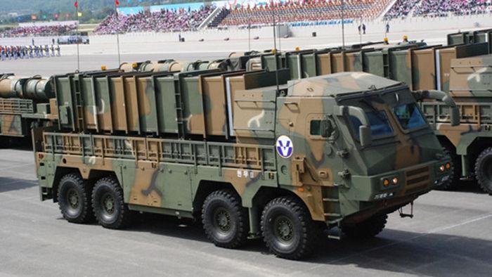 국산 탄도 미사일 현무-2