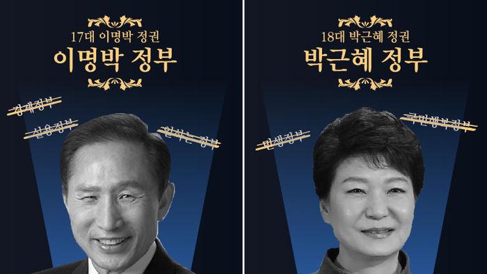 역대 정권의 공식 명칭