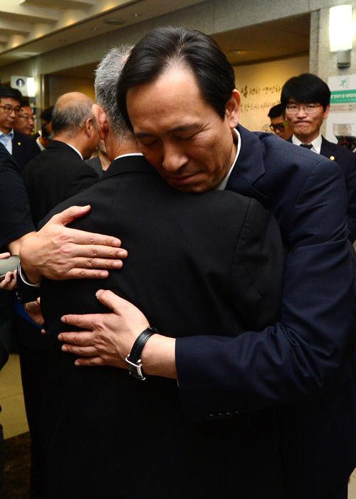 고 백남기 농민 장례식장