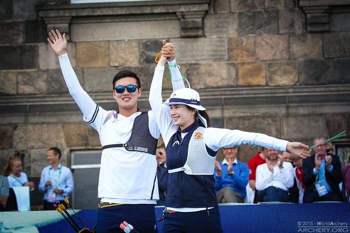 세계양궁연맹(World Archery) 공식 홈페이지 사진