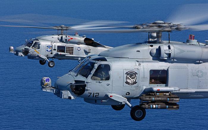 록히드마틴의 시호크(sea hawk) MH-60R