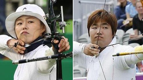 메인이미지:장혜진·임동현, 양궁월드컵서 개인·혼성 2관왕