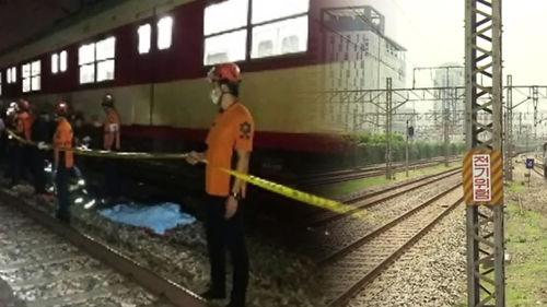 메인이미지:열차에 치여 숨진 25년 베테랑…위험에 노출된 정비사들