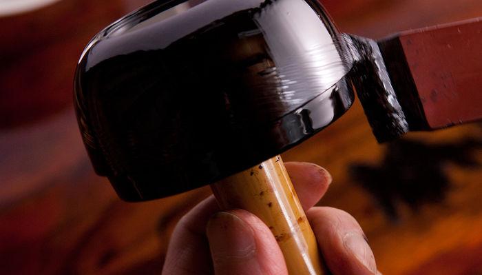 일본 고급 칠기업체 '죠히코' 이미지