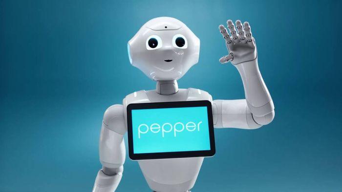 소프트뱅크 로보틱스 출시 감정인지 휴머노이드 로봇 페퍼