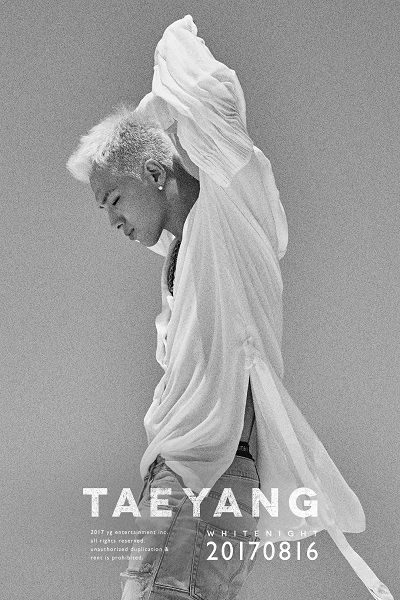 [SBS Star] BIGBANG's Taeyang Confirmed Solo Comeback on August 16th