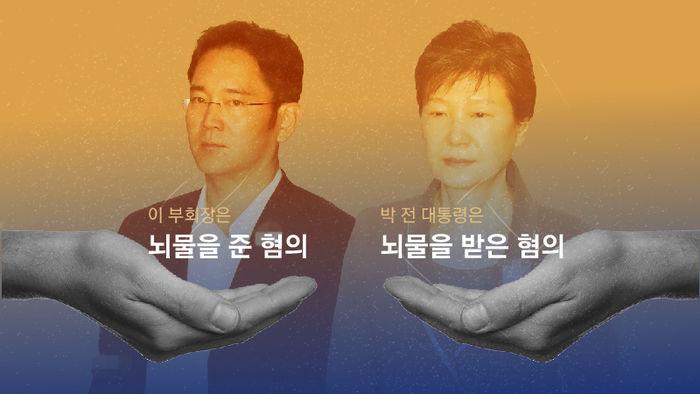 이재용 1심 선고…박근혜 운명 '예고편' 되나?