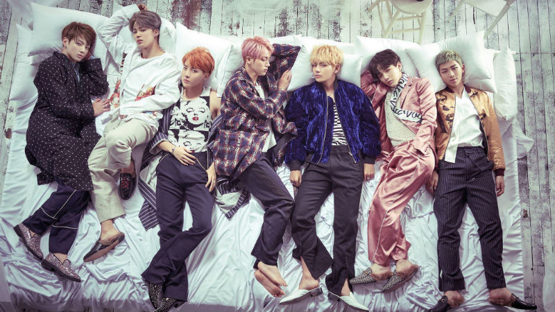 기사 대표 이미지:[SBS Star] BTS Listed on NYTs What Music Do Americans Love the Most?