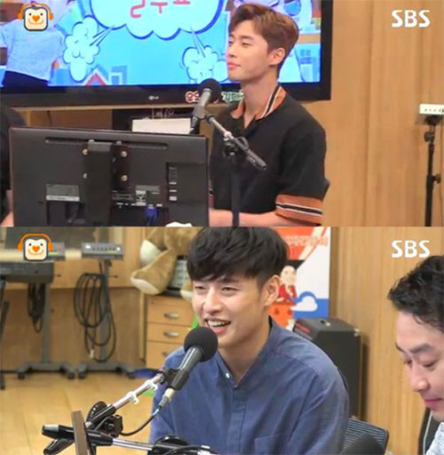 [SBS Star] Park Seo-joon, 'Ha-neul Memorized All Members of Staffs' Names