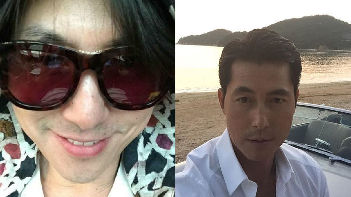 기사 대표 이미지:[SBS Star] Jung Woo-sungs Selfies Made Some Progress?
