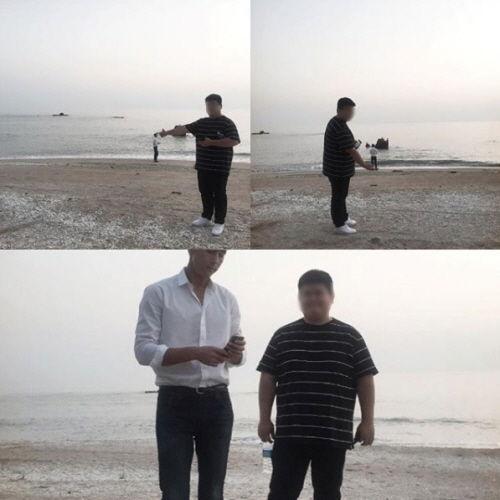 [SBS Star] Jung Woo-sung's Selfies Make Progress, 'I can take a selfie
