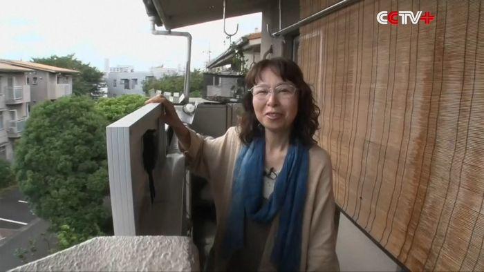 [뉴스pick] 5년 동안 전기세를 내지 않은 여성의 대단한 비결 '화제'(사진 = 유튜브 CCTV+ 화면 캡처)