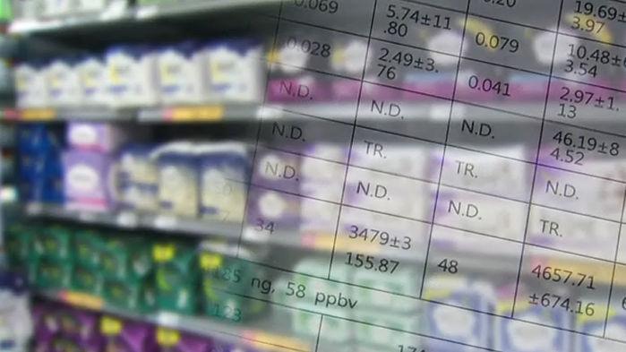 생리대 독성논란, 시험결과 공개, 제품 비공개