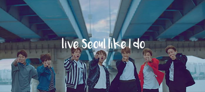 VIDEO: BTS Welcomes You to City of Seoul!