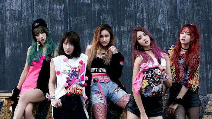 기사 대표 이미지:[SBS Star] EXID to Record Comeback Album as 5 Members Including Solji