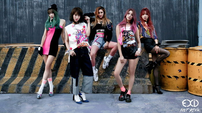 EXID to Record Comeback Album as 5 Members Including Solji