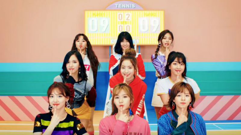 기사 대표 이미지:[SBS Star] VIDEO: TWICE to Make a Comeback in Japan Next Month