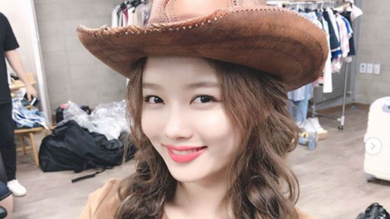 기사 대표 이미지:[SBS Star] Kim Yoo Jung Renews Contract with sidusHQ