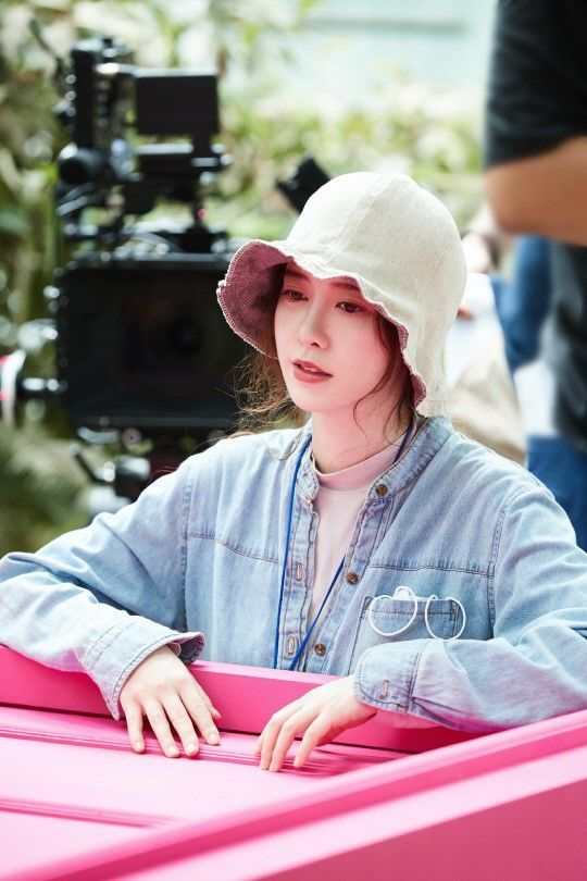 [SBS Star] Koo Hye Sun to Comeback as a Film Producer of 'MYSTERY PINK'