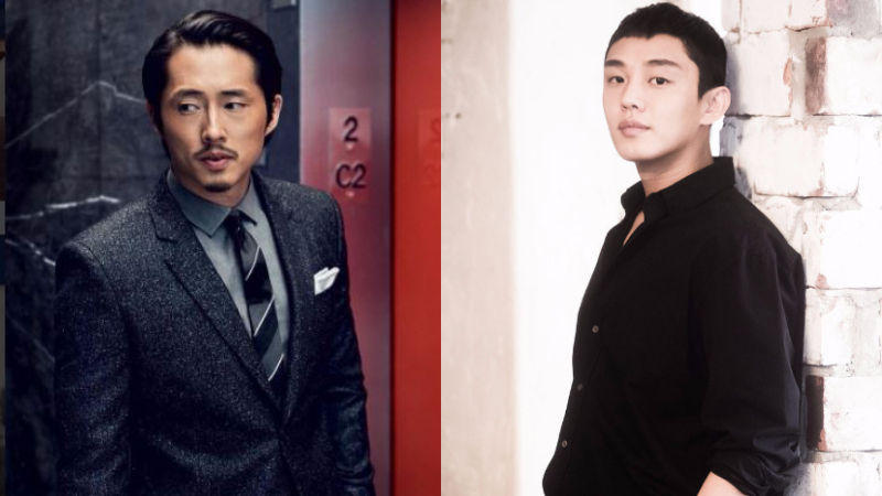 기사 대표 이미지:[SBS Star] Steven Yeun to Join Yoo Ah-ins Burning