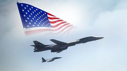 메인이미지:B-1B, 美 단독으로 움직였다…독자적 군사옵션 염두?