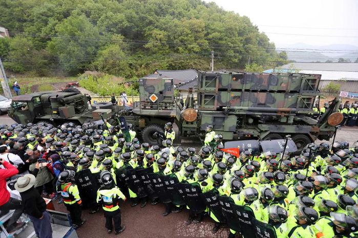 [취재파일] 성주 사드 기지의 패트리엇…빗겨간 절차적 정당성