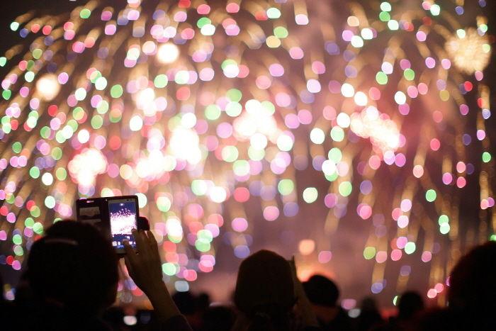 [뉴스pick] 오는 28일 광안리에서 국내 최대 규모 불꽃축제 열린다! (사진=한국관광공사)