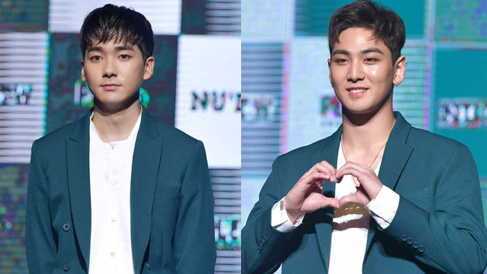 [SBS Star] NU'EST W Opens-up about Min Hyun, 'We'll cheer for one another