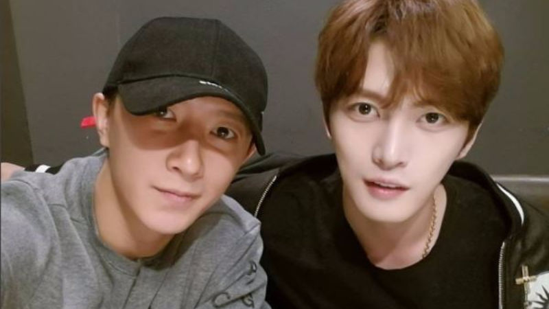 기사 대표 이미지:[SBS Star] JYJ Kim Jae Joong to Reunite with Former Super Junior Member Han Geng