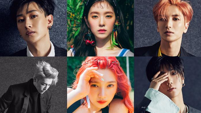 Members of Red Velvet·Super Junior to Join SBS 'Running Man'!